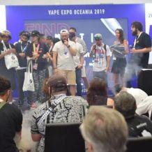 第二届新西兰国际电子烟展会于12月7-8号在新西兰ASB展览中心举办