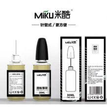 Miku 米酷烟油口味介绍