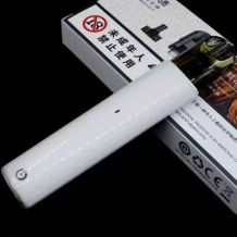 蓝沛电子烟YK1套装评测(比亚迪代工)