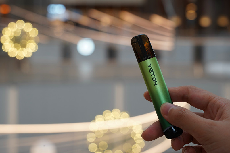 YETON悦顿电子烟五代评测:灵感之雾,再续精彩