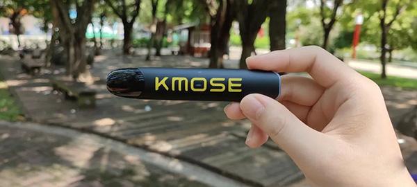 刻米电子烟评测:kmose se系列入门级产品